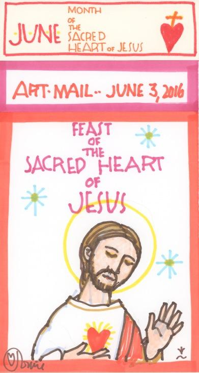 Sacred Heart of Jesus 2016