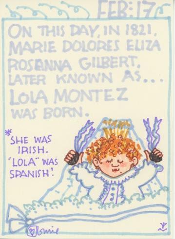 Lola Montez 2018