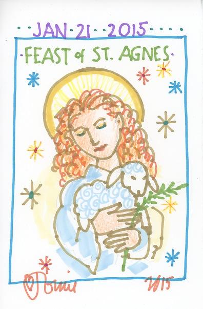 St Agnes 2015