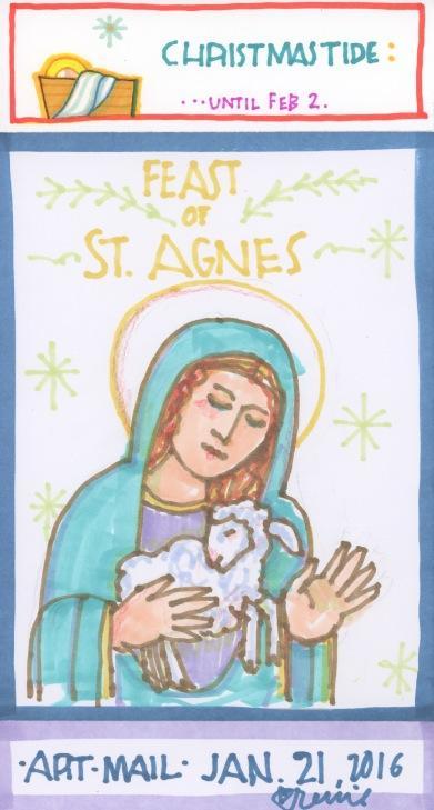 St Agnes 2016
