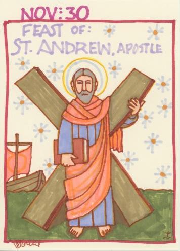 St Andrew 2017