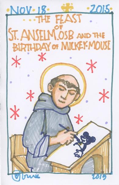 St Anselm 2015