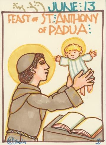 St Anthony of Padua 2017