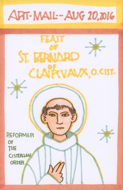 St Bernard Clairvaux 2016