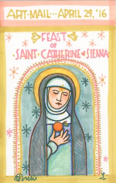 St Catherine of Siena 2016