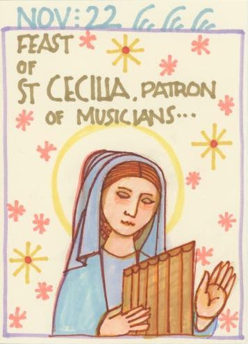 St Cecilia 2017