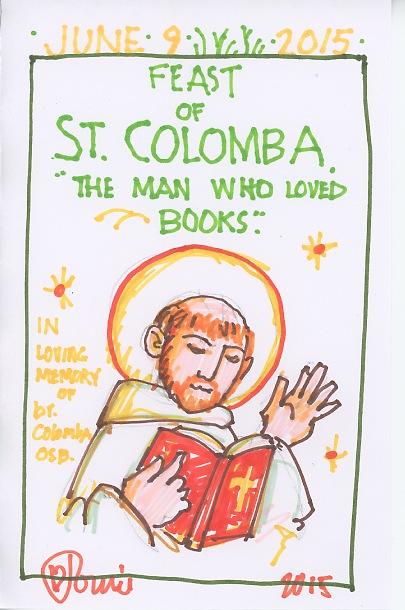 St Columba 2015