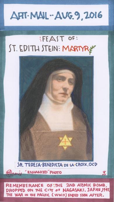 St Edith Stein 2016