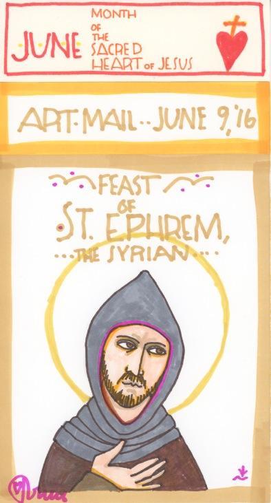 St Ephrem 2016