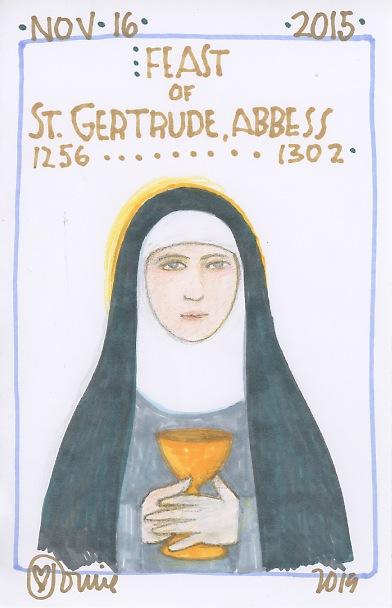 St Gertrude 2015