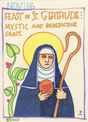 St Gertrude 2017