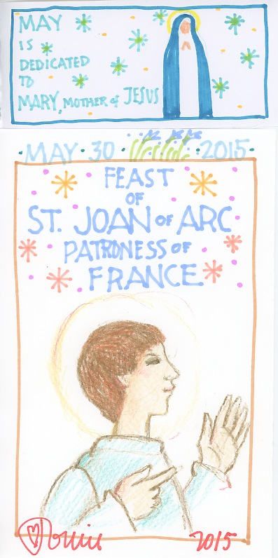St Joan of Arc 2015