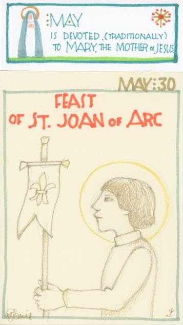 St Joan of Arc 2017