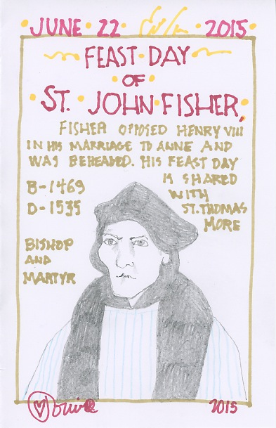 St John Fisher 2015