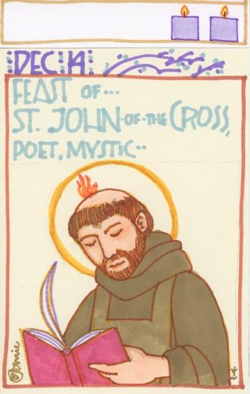 St John of the Cross 2017
