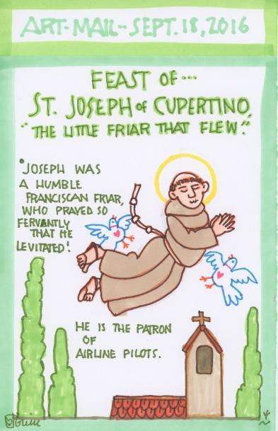 St Joseph Cupertino 2016