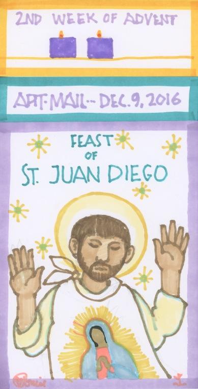 St Juan Diego 2016