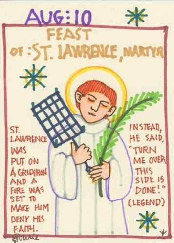 St Lawrence 2017
