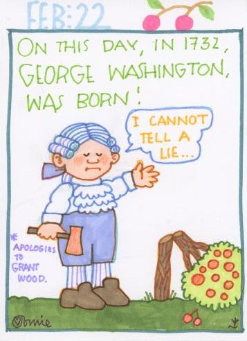 George Washington 2018