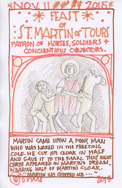 St Martin of Tours 2015