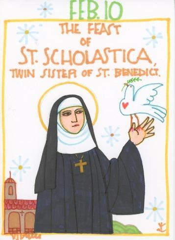 St Scholastica 2017