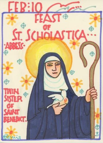 St Scholastica 2018