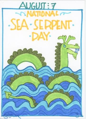Sea Serpent 2017