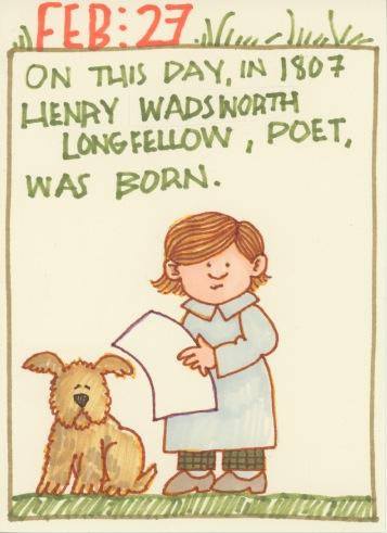 Henry Wadsworth Longfellow 2018