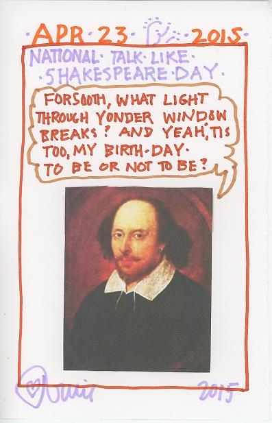 Shakespeare 2015
