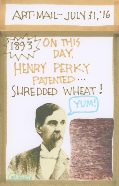 Shredded Wheat 2016
