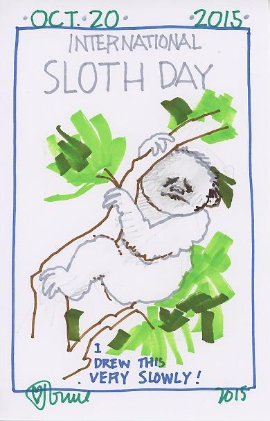 Sloth 2015