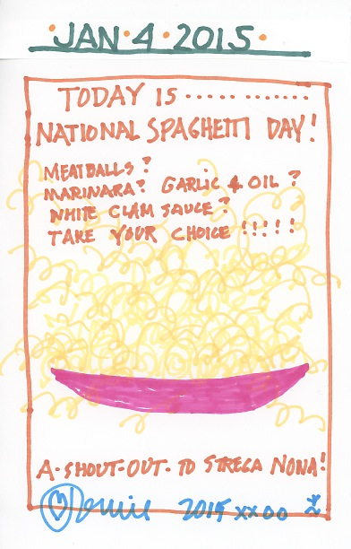 Spaghetti 2015