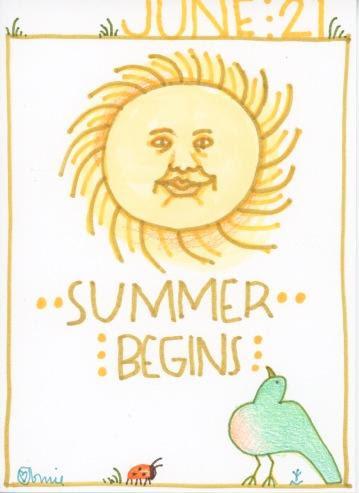 Summer Begins 2017