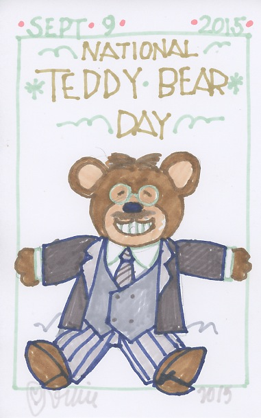 Teddy Bear 2015