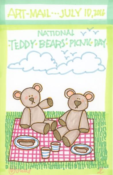Teddy Bears' Picnic 2016