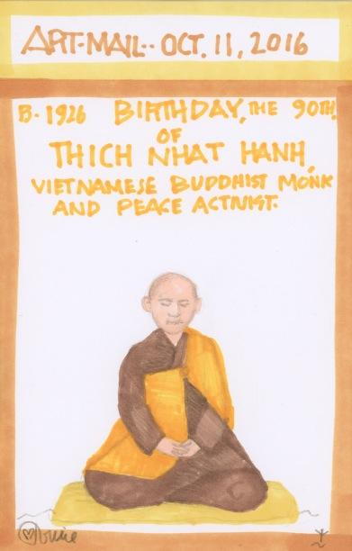 Thich Nhat Hanh 2016