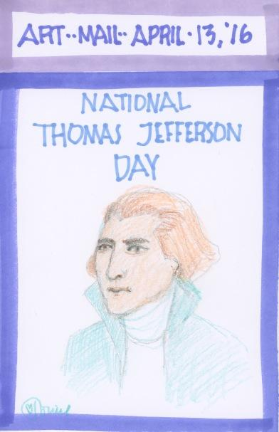 Thomas Jefferson 2016