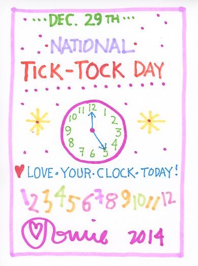 Tick Tock 2014