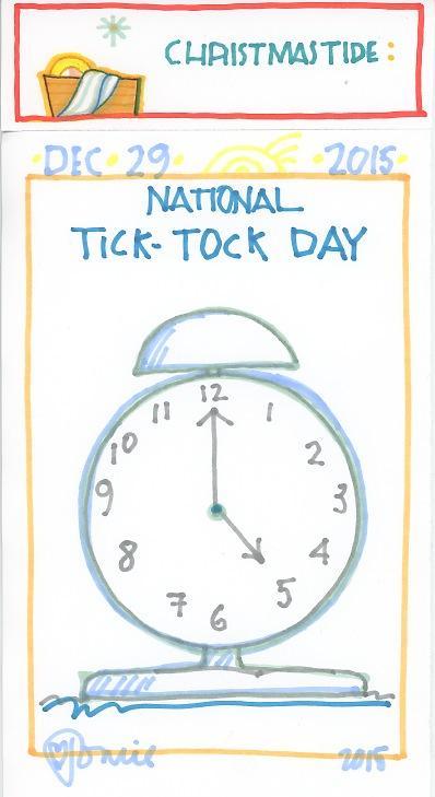 Tick Tock 2015