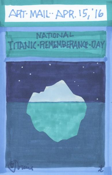 Titanic Remembrance 2016