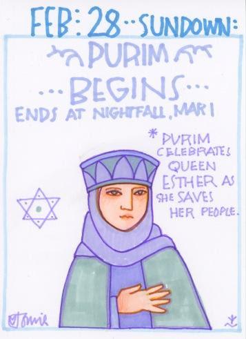 Purim 2018