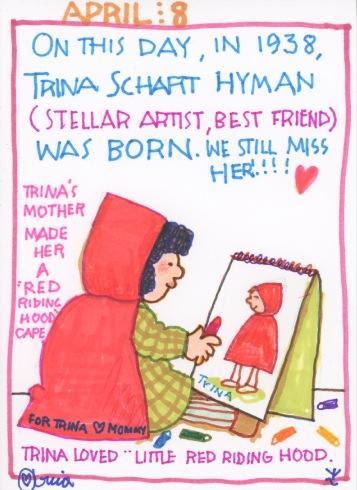 Trina Schart Hyman 2017