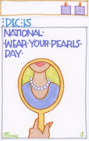 Wear Your Pearls 2017