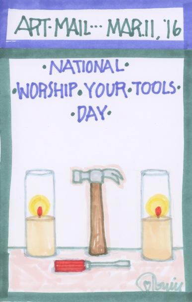 Worship Your Tools 2016