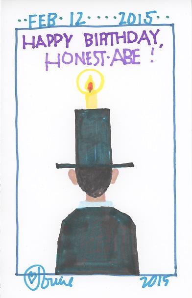 Abraham Lincoln 2015
