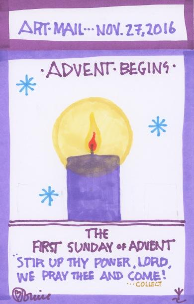 Advent 2016 First Sunday
