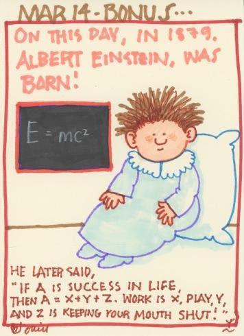 Albert Einstein 2017