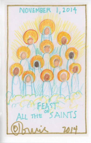 All Saints 2014