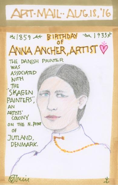Anna Ancher 2016