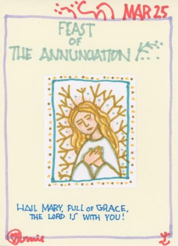 Annunciation 2017